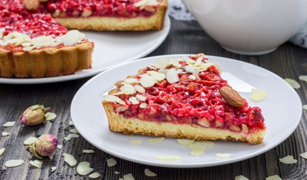 La tarte aux pralines, une spécialité lyonnaise